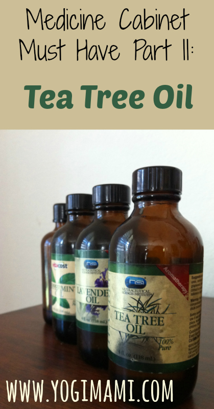 Tea Tree Benefits