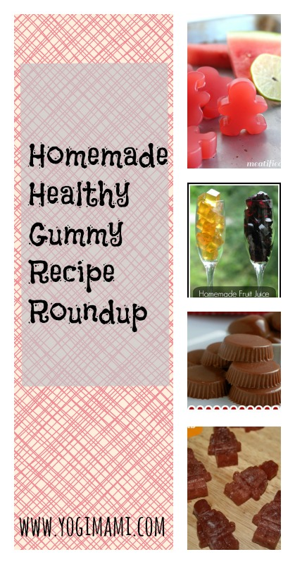 Homemade Healthy Gummy Recipe