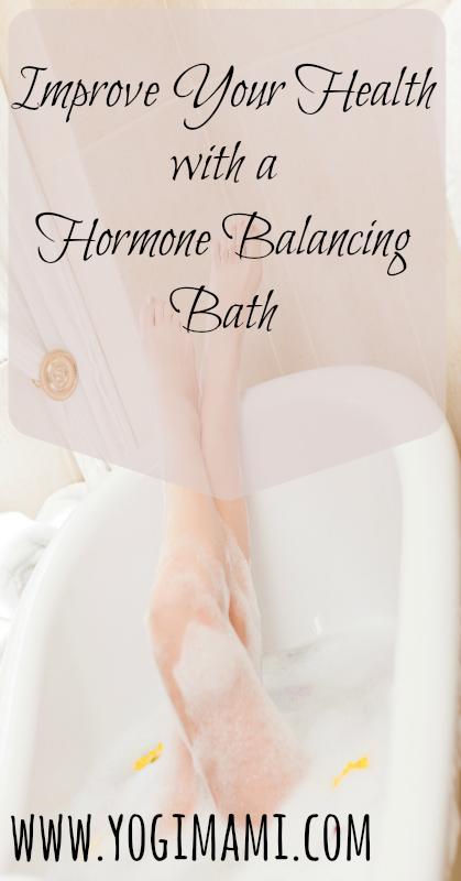 Hormone Balancing Bath