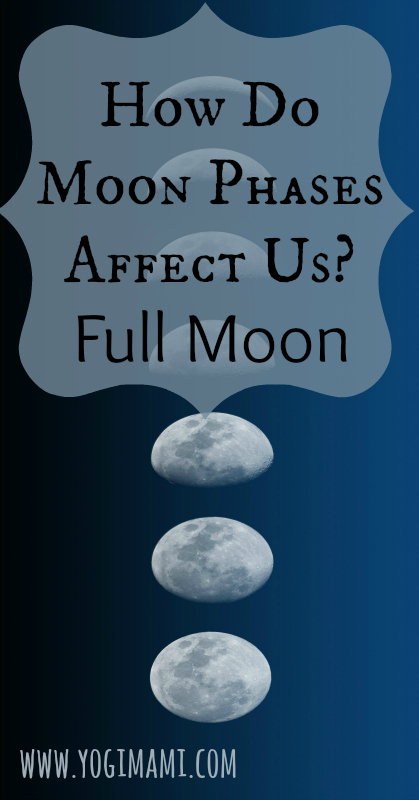 Full Moon Affects