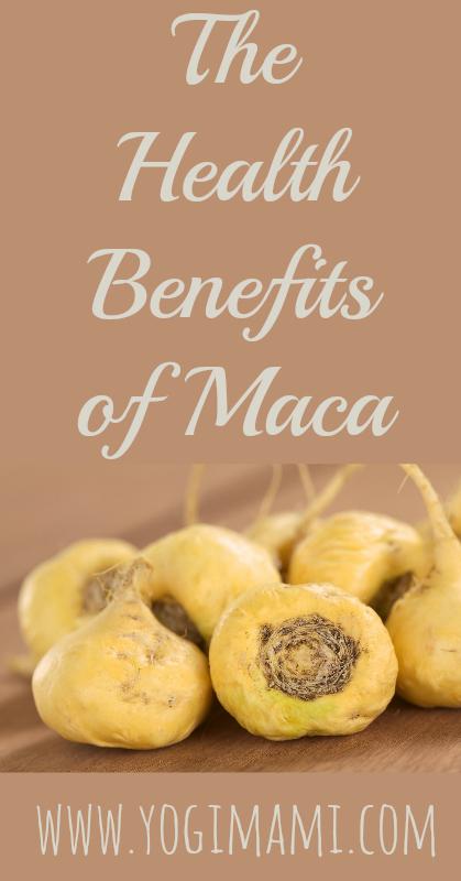 Maca Benefits