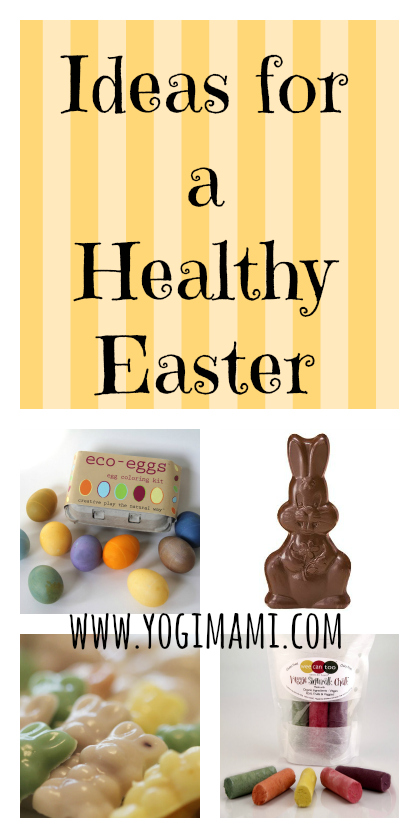 Healthy Easter