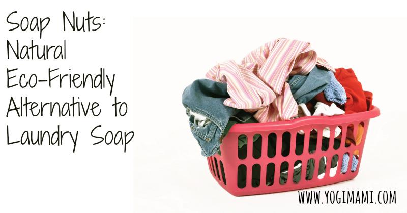 Laundry Soap Alternative