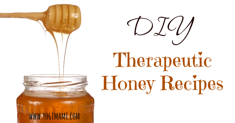 DIY Therapeutic Honey