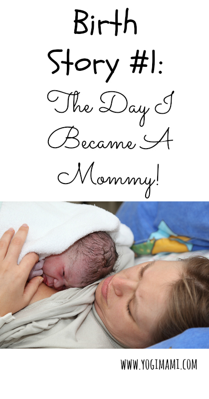 Natural Birth Story