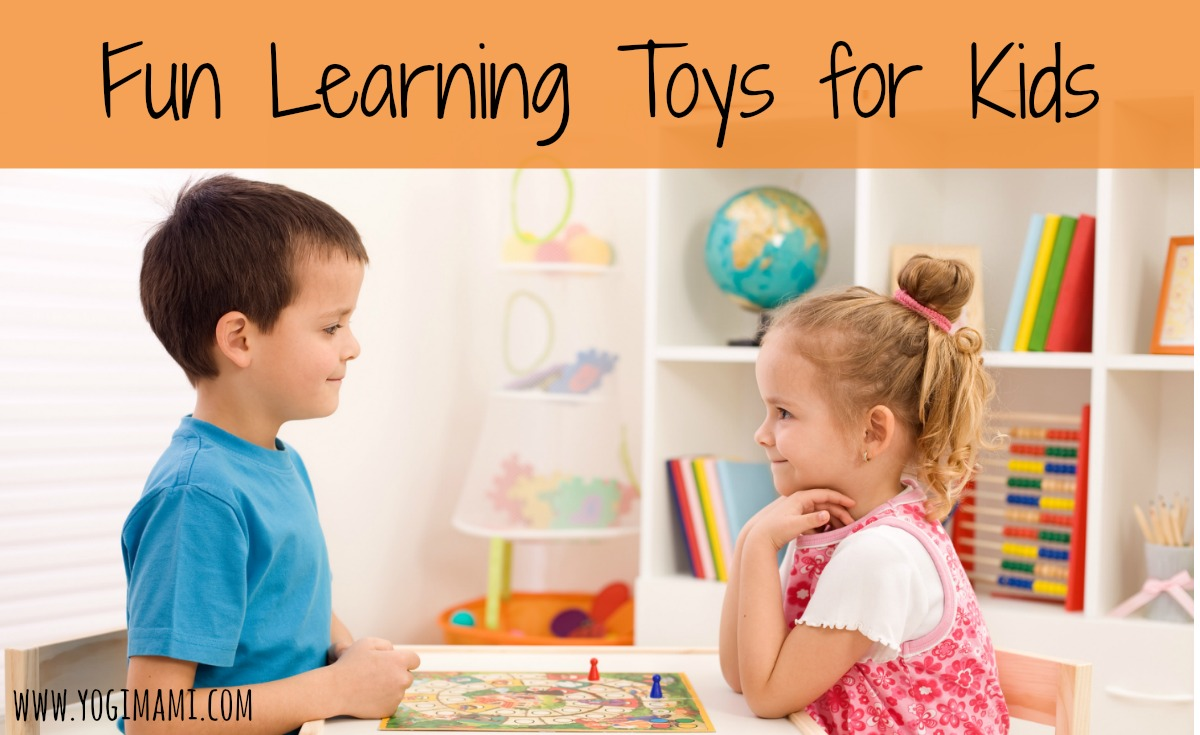 Fun Learning Toys for Kids